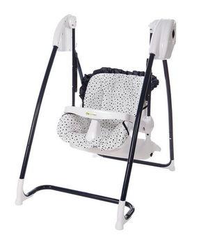 купить Lionelo Milan стульчик для кормления и автоматическая качеля в Кишинёве