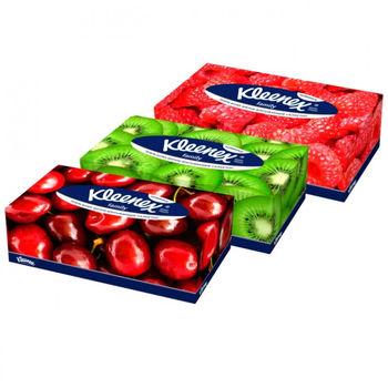 купить Салфетки в коробке Kleenex Family, 150 шт, двухслойные в Кишинёве