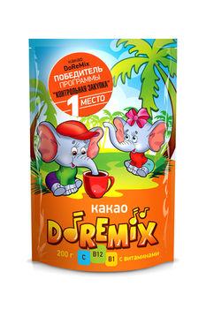 Cacao Doremix 200gr