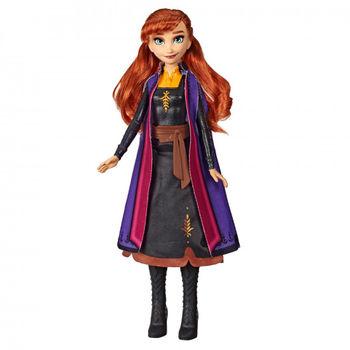 купить Hasbro Кукла Frozen Анна в сверкающем платье в Кишинёве
