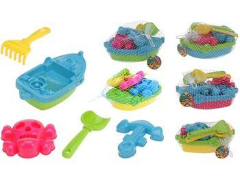 Набор игрушек для песка 6ед