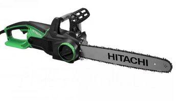 купить Электрическая цепная пила Hitachi CS45YNS в Кишинёве