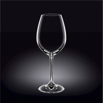 Бокал WILMAX WL-888016//6A (для вина 6 шт/ 520 мл)