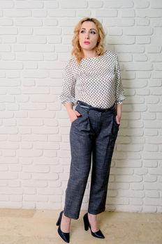 купить Женские брюки ID 9665 в Кишинёве