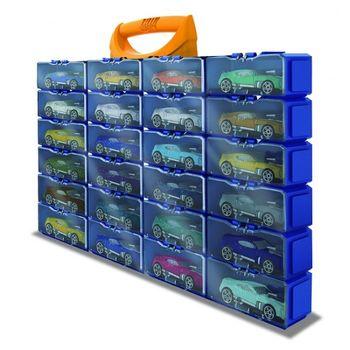 купить Mattel Hot Wheels Контейнер для 28 машинок в Кишинёве