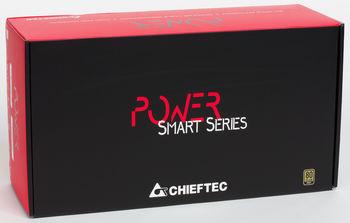 Power Supply ATX1450W Chieftec POWER SMART GPS-1450C, 80+ Gold