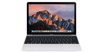"Apple MacBook 12"" Silver (2304x1440), Intel Core M 1.2Ghz, 8GB DDR3 RAM,512Gb SSD, Intel Iris Graphics 515,WiFi-N/AC, BT 4.0, USB Type C, CardReader, 480P, OSX, Battery up to 12 hours, 0.92kg"