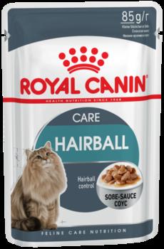 cumpără Royal Canin HAIRBALL CARE (În sos) 85 gr în Chișinău