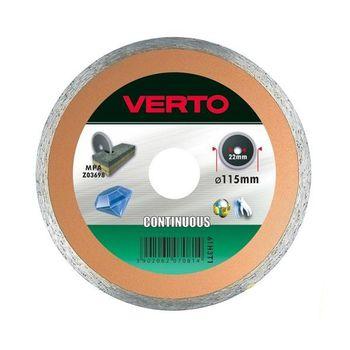 Verto Диск алмазный 125мм 61H3T5