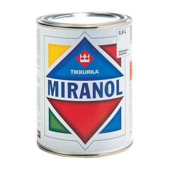 Tikkurila Краска Miranol A Высокоглянцевая 0.9л