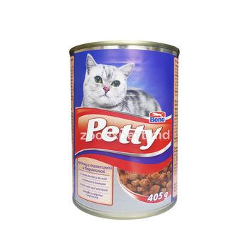купить Petty кусочки с телятиной и бараниной  405 gr в Кишинёве