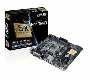 cumpără ASUS H110M-D Intel H110 în Chișinău