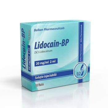 cumpără Lidocaina 20mg/ml 2ml sol. inj. N10 în Chișinău