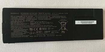 Battery Sony VPCSA VPCSB VPCSC VPCSD VPCSE BPS24 BPL24 11.1V 4400mAh Black Original
