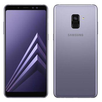 cumpără Samsung A530FD Galaxy A8 Duos (2018), Orhid Gray în Chișinău