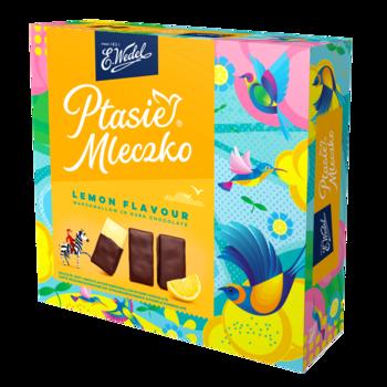 Шоколад Wedel PM Lemon, 360г