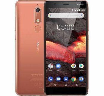 купить Nokia 5.1 Dual Sim, Cooper в Кишинёве
