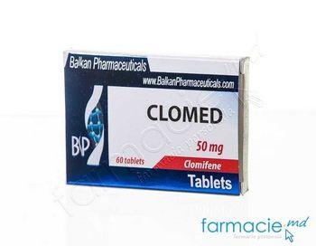 купить Clomed comp 50mg N 60 в Кишинёве