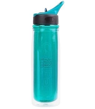 """Бутылка для воды CoolPack """"Stream"""" 600 мл бирюзовая"""