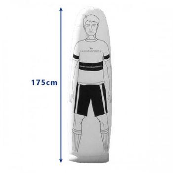 Манекен футбольный надувной Yakimasport Junior 100163