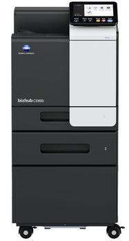 Принтер лазерный цветной Konica Minolta bizhub C3300i