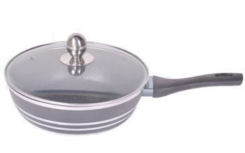 Мраморная сковорода 24см BEST BFY-1424