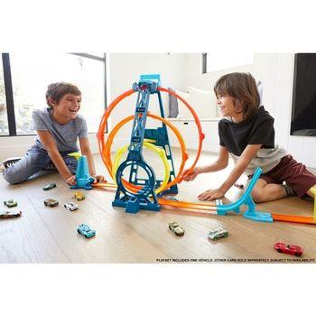 купить Mattel Hot Wheels Трек Тройная петля в Кишинёве