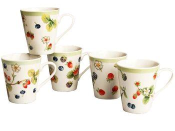 купить Чашка конус Fragole 275ml в Кишинёве