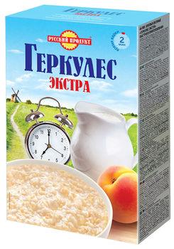 Овсяные хлопья Геркулес Экстра 1100 гр