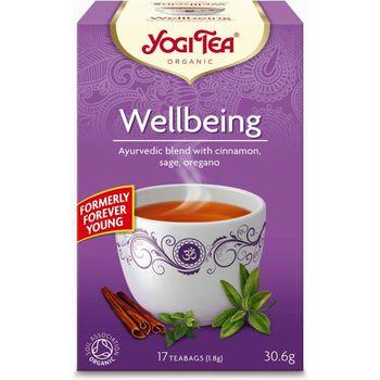 Bio чай с корицей, шалфеем, орегано Yogi Tea,