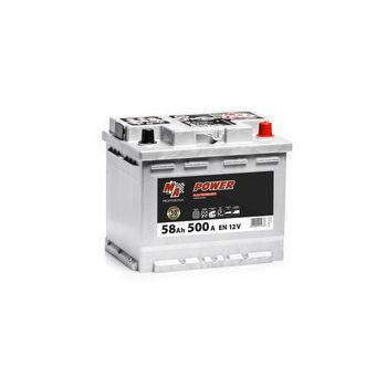 ACUMULATOR MA PROF/POWER MAP 558R 58AH/500A/LB2 56524