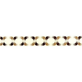 Latina Ceramica Фриз Star Blanco 5x50см