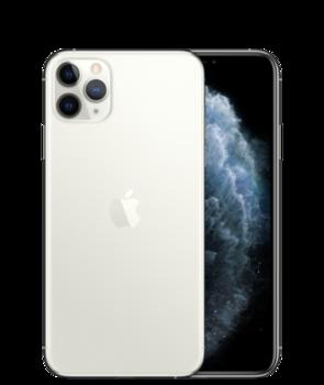 купить Apple iPhone 11 Pro Max 64Gb Duos, Silver в Кишинёве