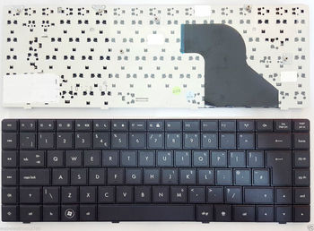 Keyboard HP Compaq 620 621 625 CQ620 CQ621 CQ625 ENG. Black