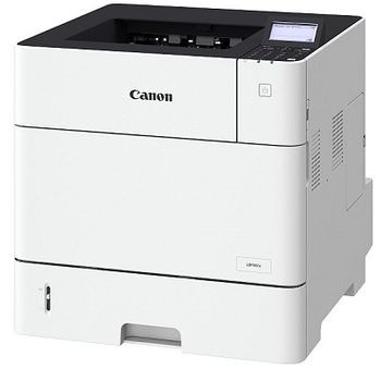 Printer Canon i-Sensys LBP351X, Duplex, Net, Adobe PostScript,  A4, 55ppm, 1Gb, 1200x1200dpi, 60-199г/м2,500+100 sheet tray, 5 Line LCD, UFRII+PCL5e+PCL6,Max.250k pages per month,Cartr 039(11000pag*)/039H(25000pag*),Options PF-B1 (500-sheet cassette)