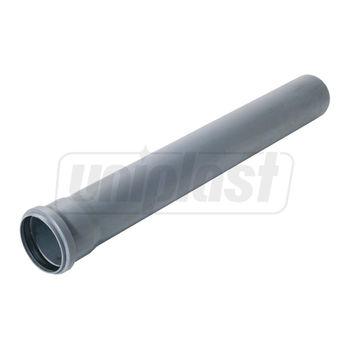 купить Труба ПП ф.110 L=1.0m /2.2 Uniplast PRO! в Кишинёве