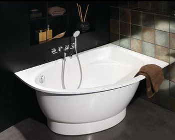 "Каменная ванна TRE GRANDE - марки P.A.A. - ""фабрика ванн"""
