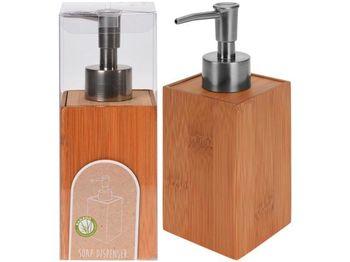 Диспенсер для жидкого мыла, бамбук