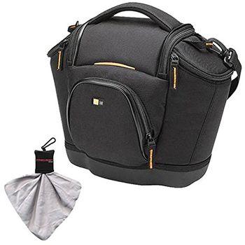 купить Digital photo bag CaseLogic SLRC202 BLACK в Кишинёве
