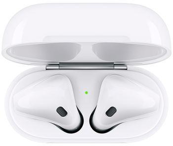 Căşti Apple AirPods 2 with Charging Case (MV7N2RU/A)