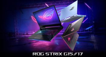 купить Asus ROG Strix G17 G712LW(Intel Core i7-10750H 16Gb 512Gb) в Кишинёве