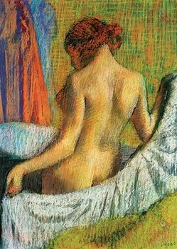 """37216 Trefl Puzzles - """"500 Gift"""" - After the bath"""