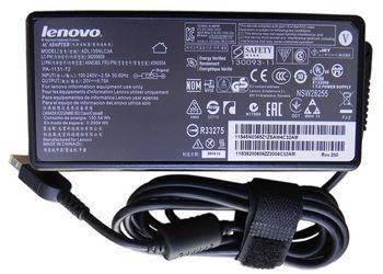 AC Adapter Charger For Lenovo 20V-6.75A (135W) Square DC Jack Original