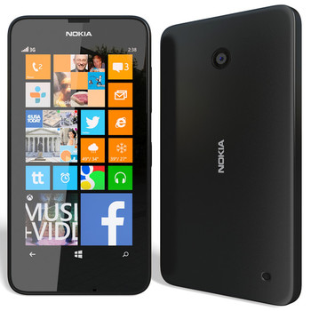 Nokia Lumia 630 (Black)