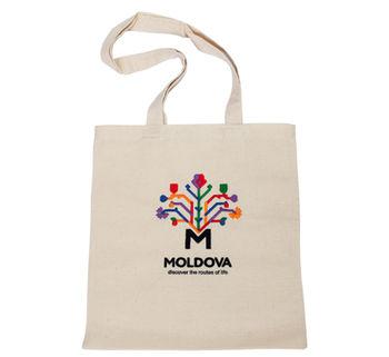 купить Эко сумка с вышивкой – Pomul Vieții в Кишинёве