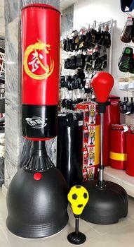 cumpără Sac de box  95*30 cm +stand  1612-1366 (165 cm) (3866) în Chișinău