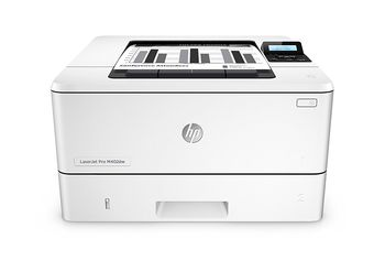 HP LaserJet Pro M402dw Printer, A4, up to 38 ppm, 1200 x 1200 dpi, 128MB RAM, Duplex, Network, Ethernet, standard cartridge up to 3100 pages (up to ~9000 pages with CF226X), warranty 1 year