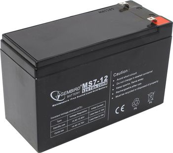 Battery Gembird 12V/7AH