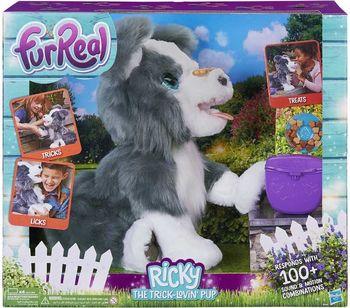 Интерактивная игрушка Furreal Friends Рикки трюкач, код 41940