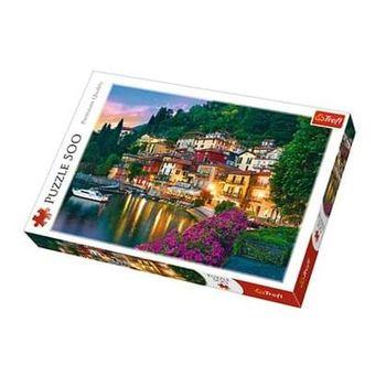 """TF Пазлы """"500"""" - """" Lake Como, Italy"""", 40566"""